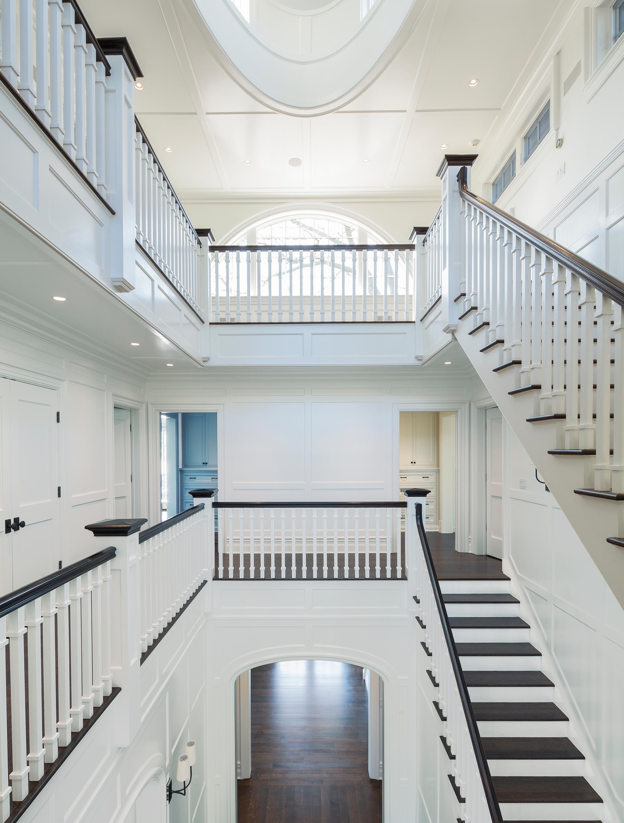 Two Floor Stairway