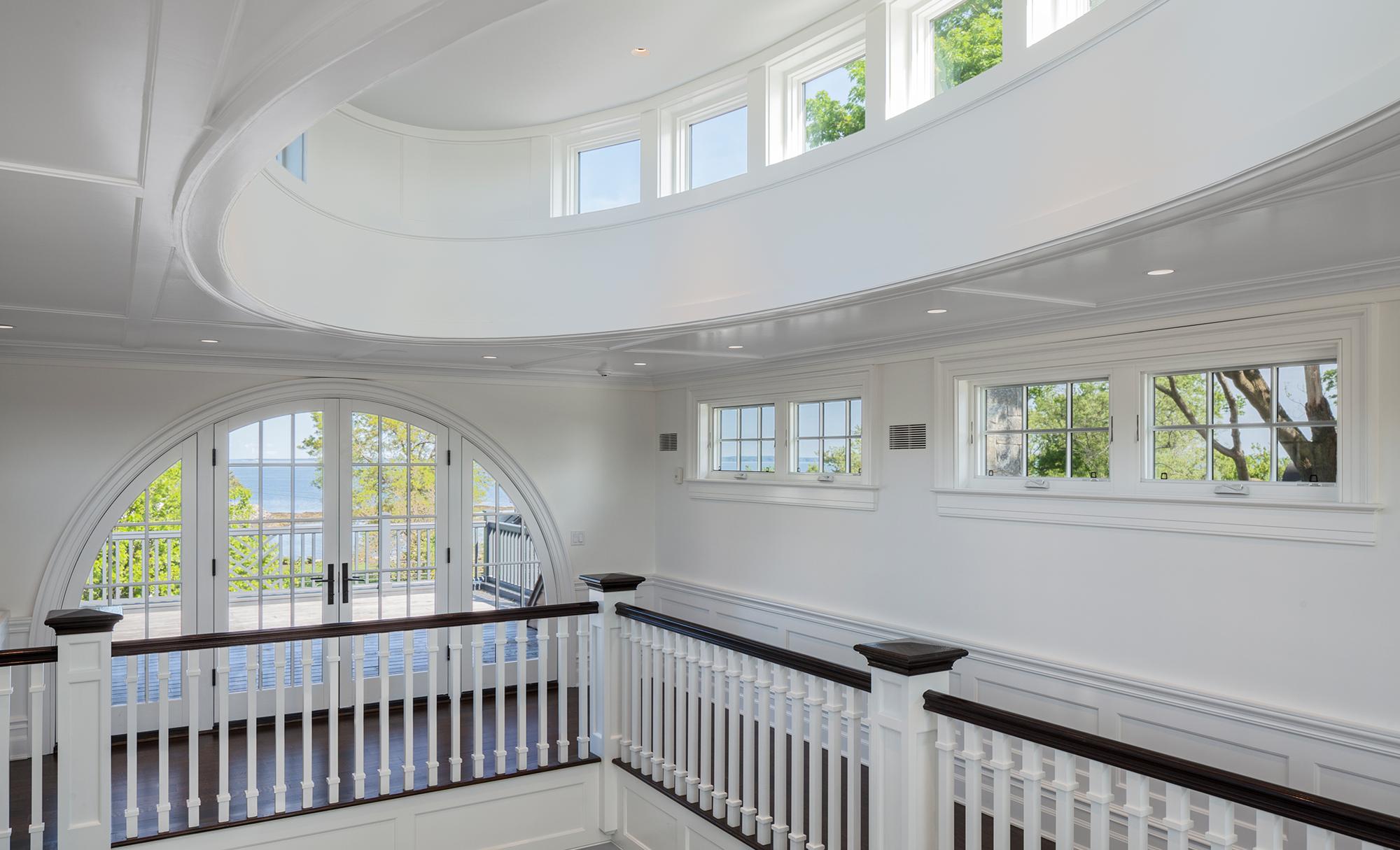 Top Floor Deck