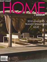 East Coast Home+Design Magazine Cover