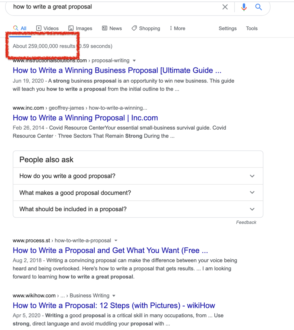 How to Create a Great Proposal - Small Business Advice — Anthony