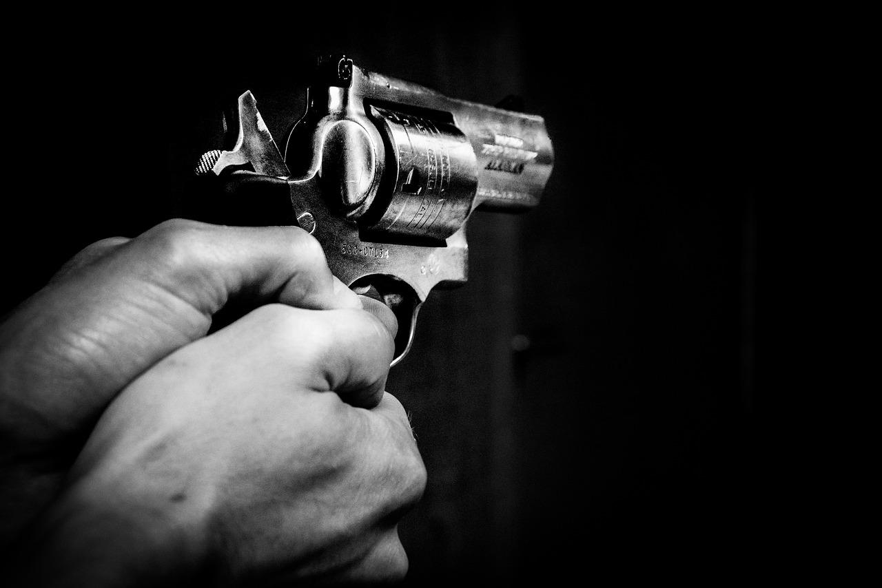 """The Handgun and the Haunted Range"" - Longreads (January 2018)."
