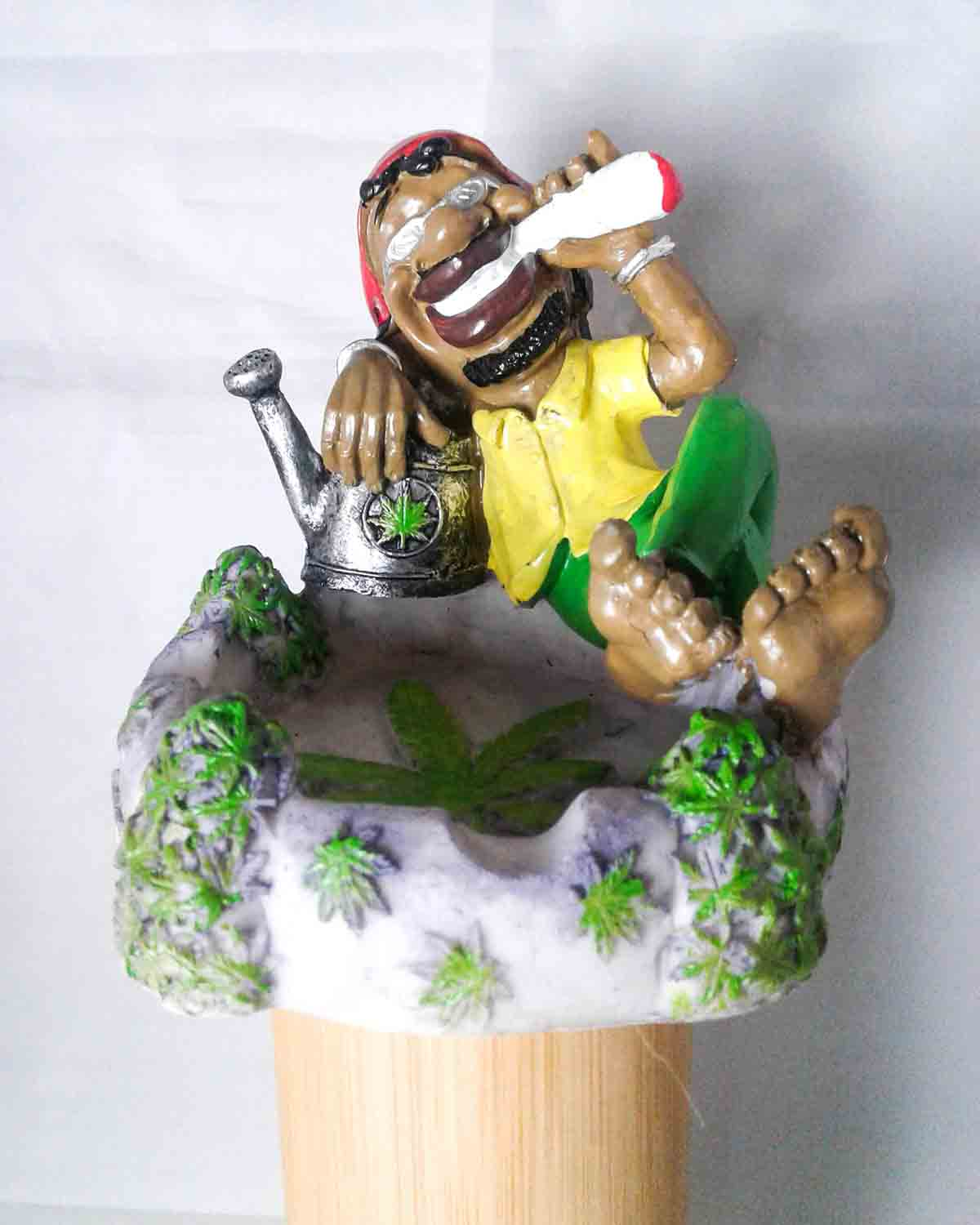 Rasta Man Ashtray