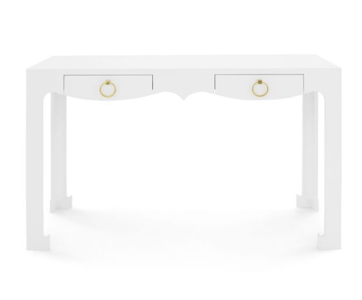 Writing desk to die for from Bungalow 5