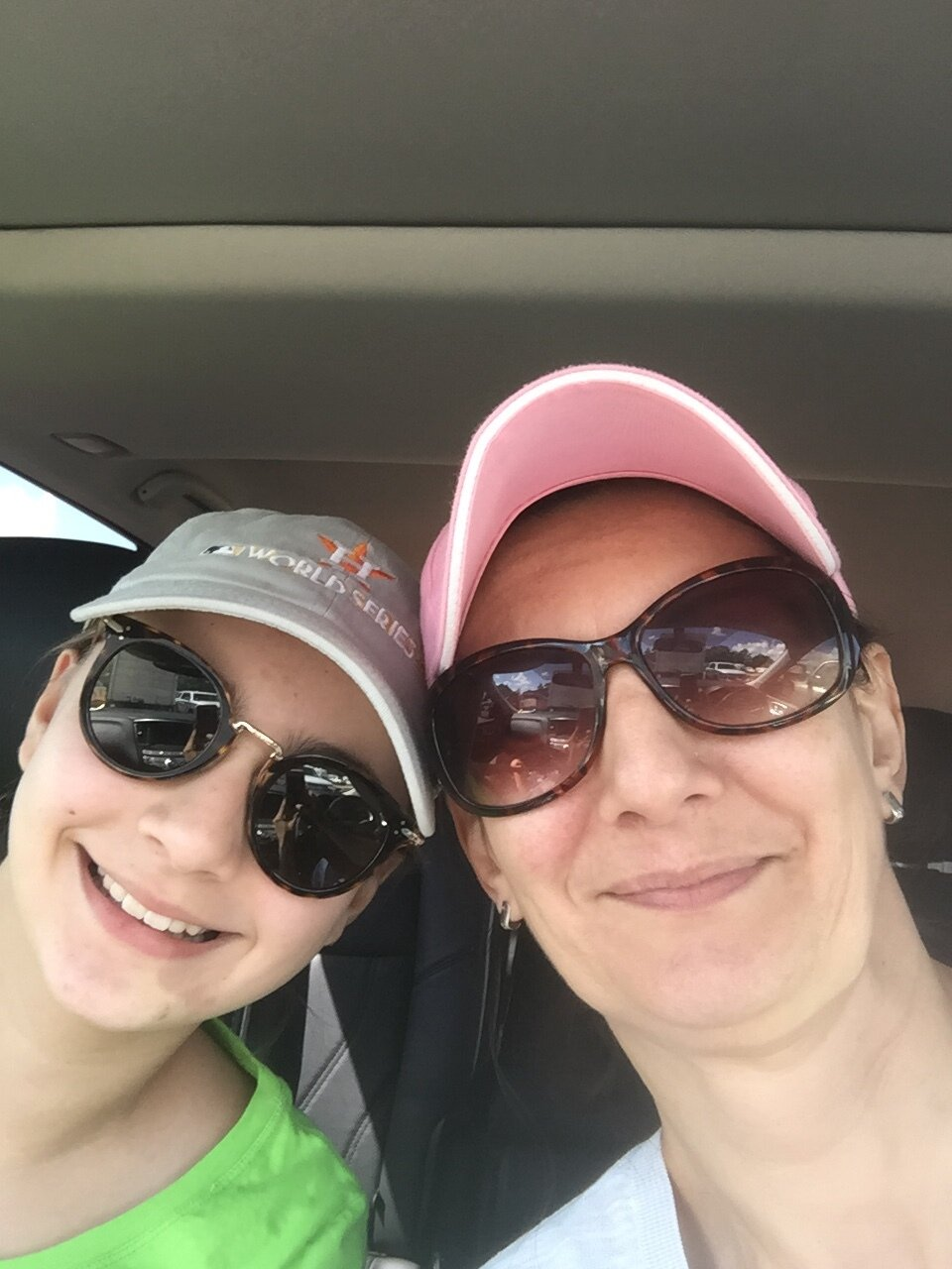 Fun with my favorite daughter!