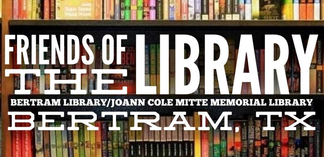 Friends of Bertram Library