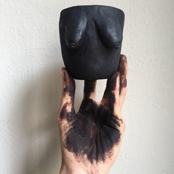 Ceramic Cup // Unique Cup // Ceramics and Pottery // Mug