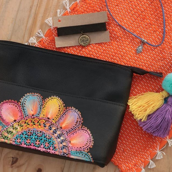 Accessories // Purse // Ñanduti