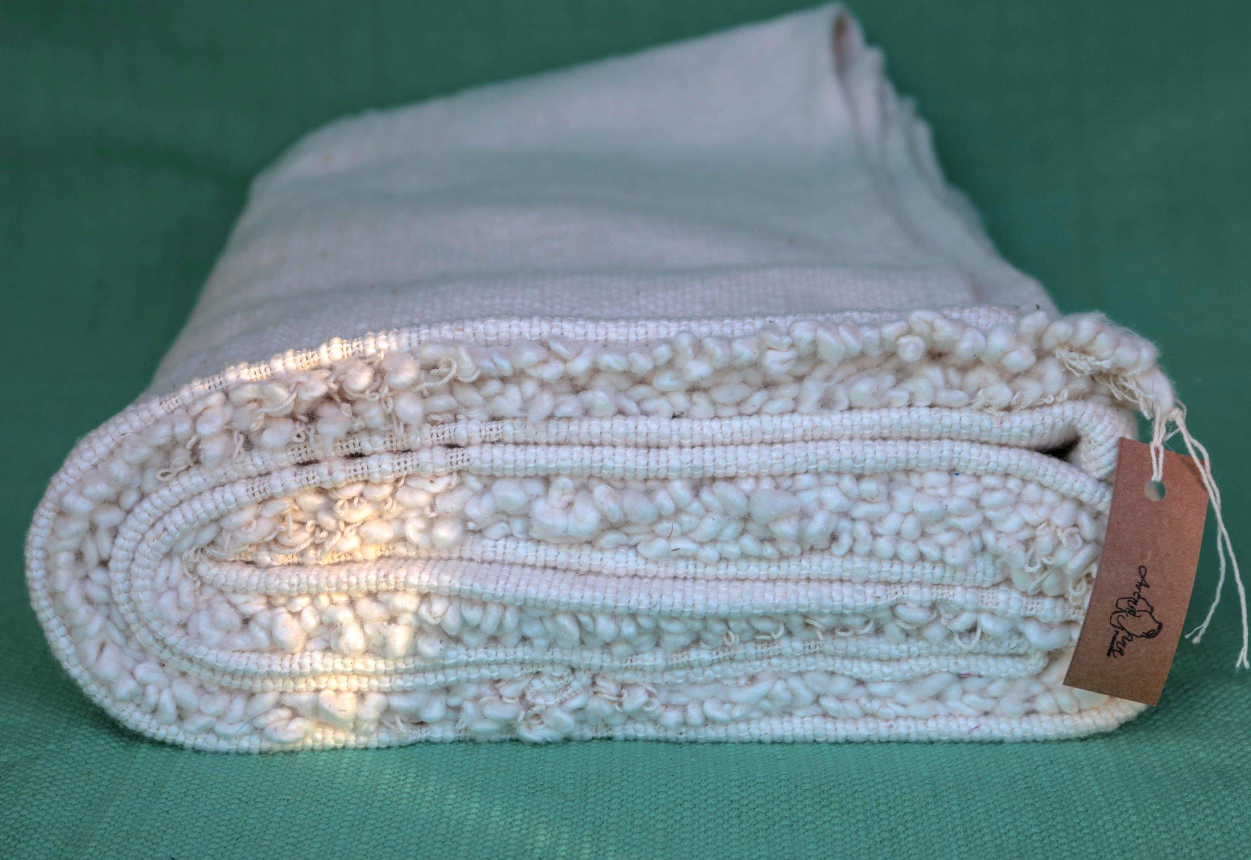 Blanket // Textile // Handwoven // Paraguay