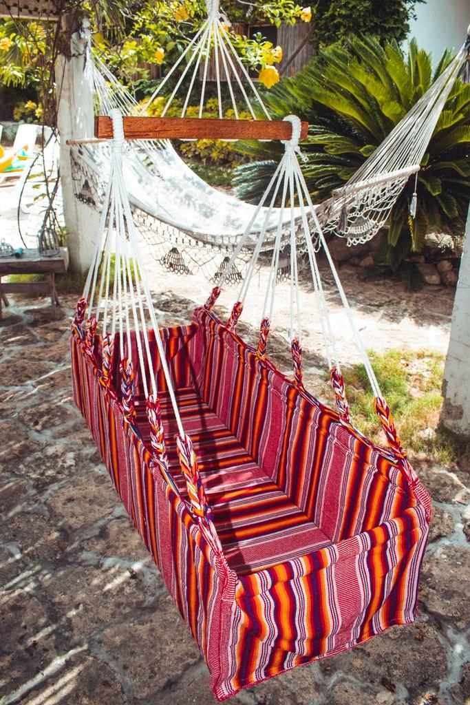 Ecuadorian Handmade Hammock // Baby Hammock