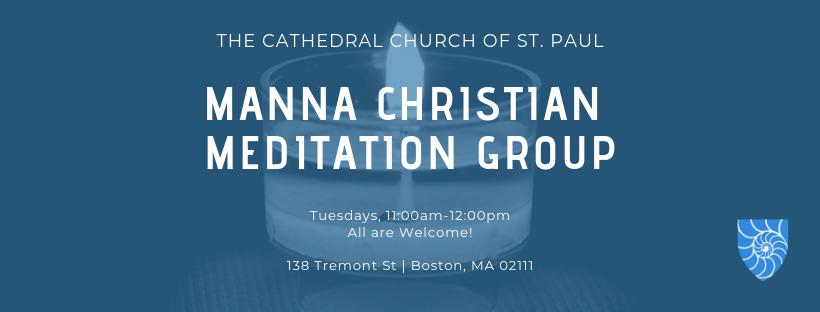 MANNA Christian Meditation Group