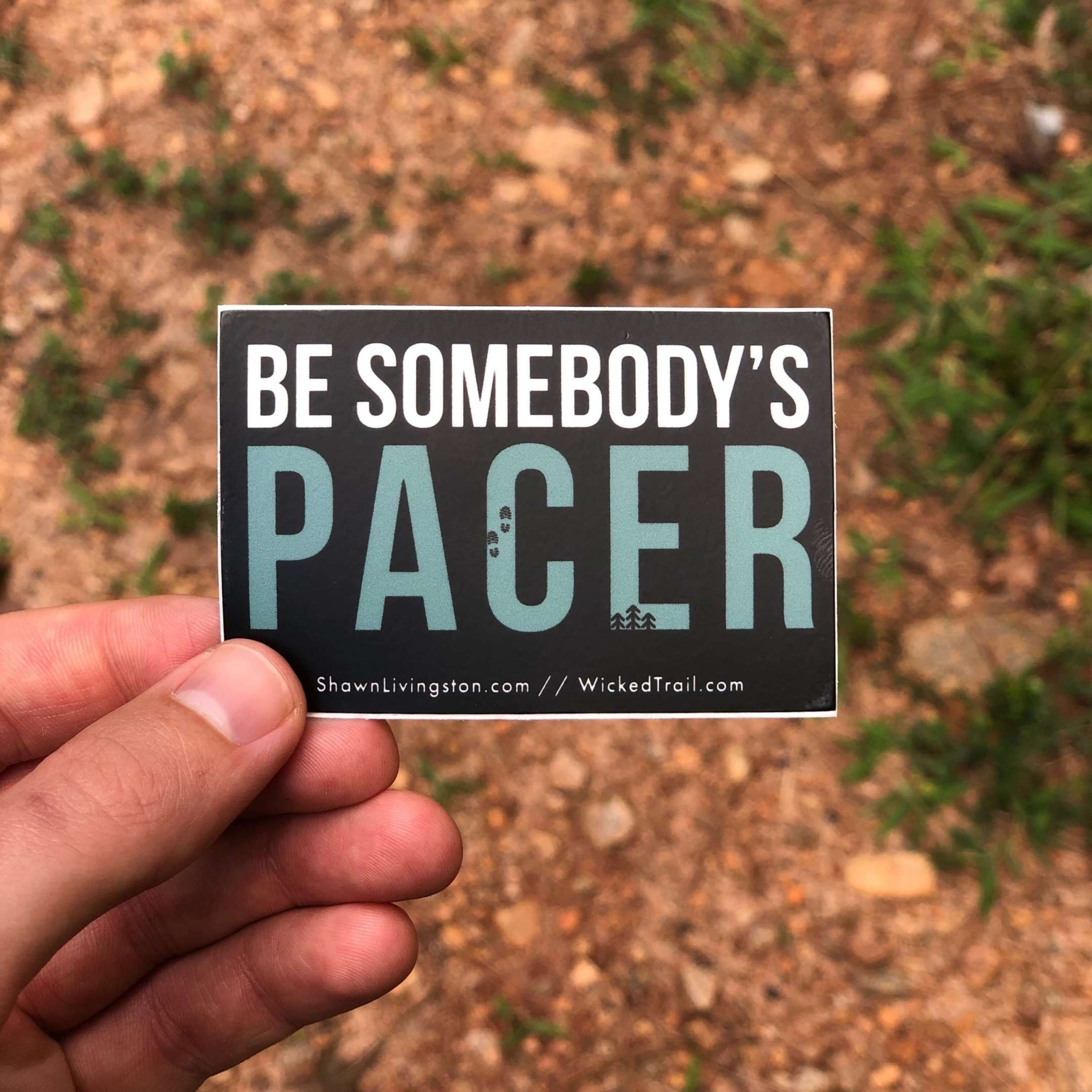 A Pacer's voice kept my feet moving during the darkness of my first 100 mile race. - It was a Pacer that pulled me out of the hopelessness of heroin addiction.Look around you. Who can you pull up the mountain? Who can you inspire to change course? Who can you spark up conversation with, like the stranger at my 100 mile race, and leave them in a better place?