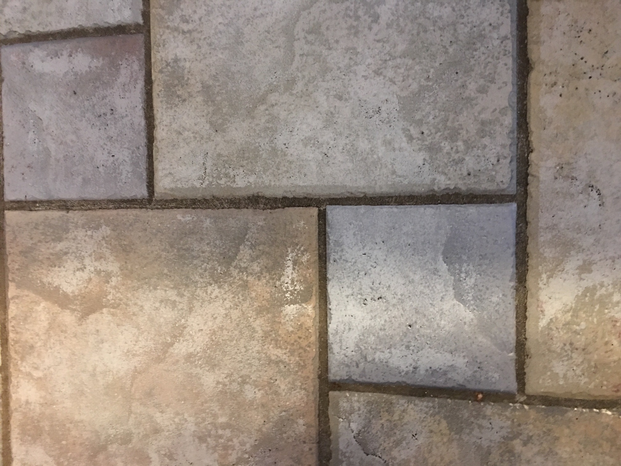 Before Vapor Steam Cleaning… - Does your look worn, dirty, and dull? We can help! Our vapor steam cleaning services restore tile to a bright and clean finish!