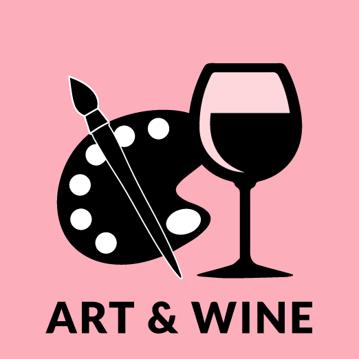 - Bring your favorite bottle of wine and learn how to create the next masterpiece from a variety of arts and crafts techniques and mediums.