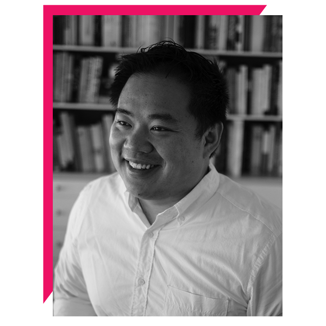 After working in professional kitchens throughout his college years at UC Berkeley, Chris Ying left restaurants for a career in books. He worked as an editor, designer, and eventually publisher of McSweeney's Publishing in San Francisco. In 2011, he returned to the food fold when he co-founded the magazine Lucky Peach, serving as editor-in-chief for the first twenty issues. In 2017, he began working on a new book series called Dispatches with MAD, the nonprofit organization founded by Rene Redzepi, chef of noma in Copenhagen. Ying has edited and co-written numerous books, including  Ivan Ramen,   The Mission Chinese Food Cookbook , and  You and I Eat the Same . In 2018, he began working as a producer of the podcast  The Dave Chang Show  and season 2 of the Netflix series  Ugly Delicious.  He is also the co-founder of the nonprofit, ZeroFoodprint, which is dedicated to helping restaurants and chefs fight climate change.