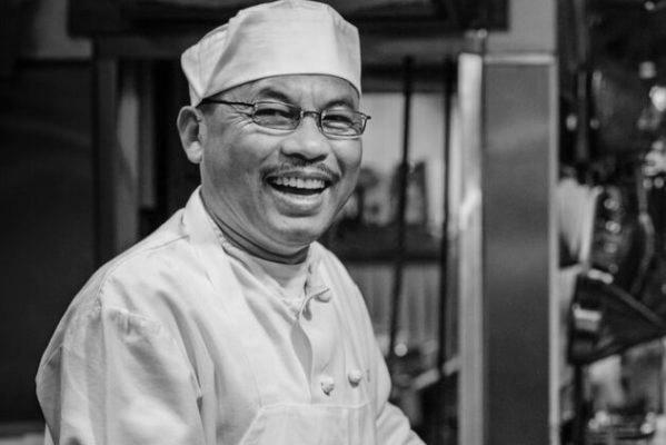 Quang Nguyen of Zuni Cafe