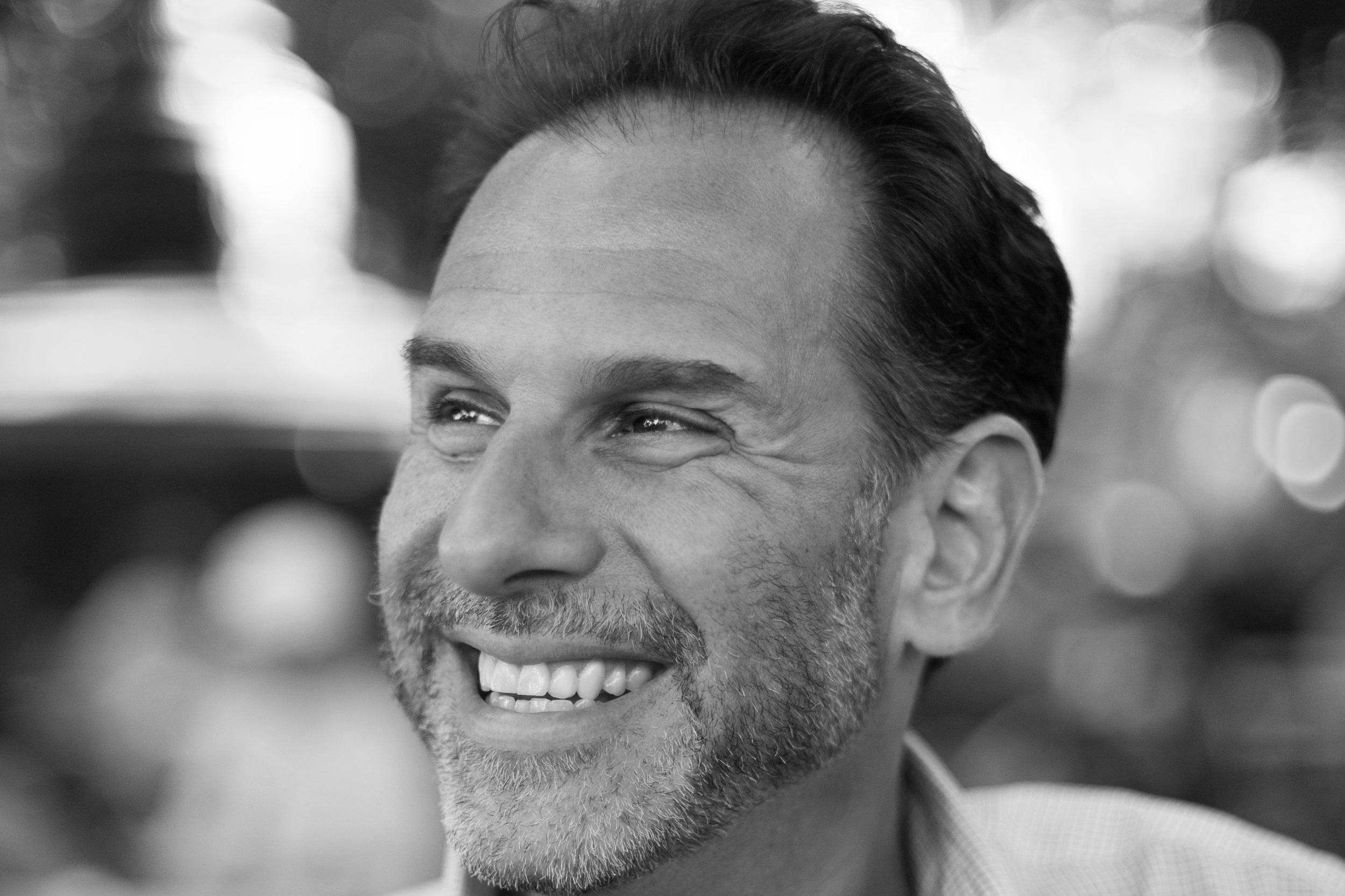Andrew Friedman, host of 'Andrew Talks to Chefs'