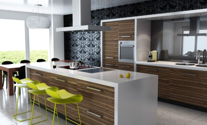 Custom designs and installation - contemporary styles