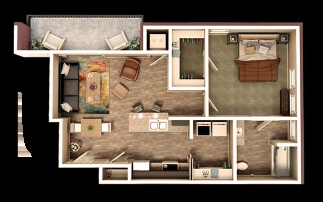 One Bedroom Floor plan G[623].png