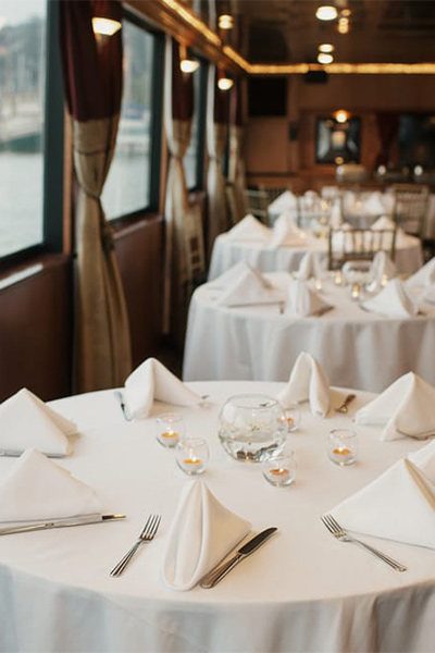 San Francisco Luxury Yacht Cruise Fine Dining