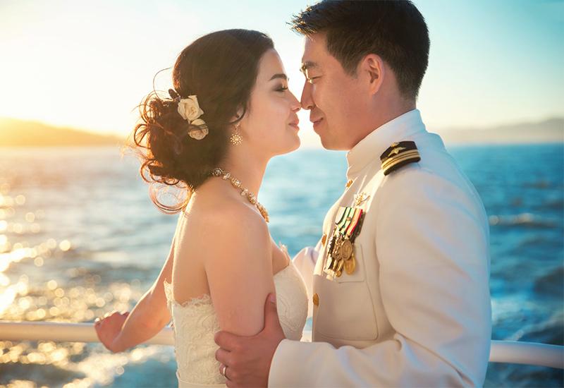 San Francisco Yacht Wedding Venue