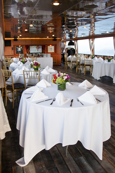 San Francisco Luxury Wedding Cruise