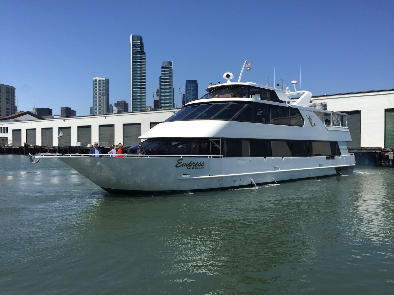 Empress Events San Francisco Yacht Charter