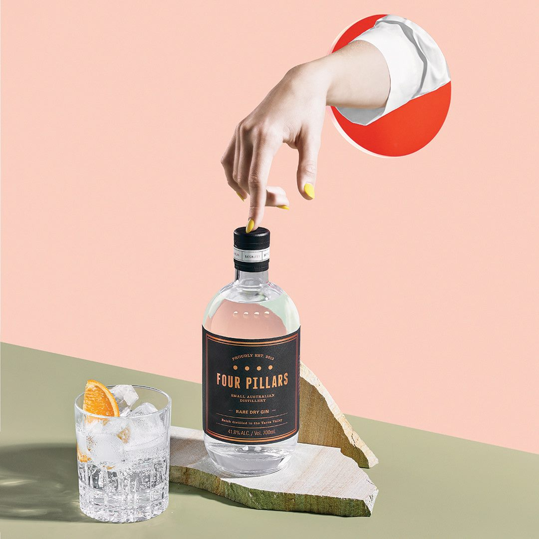 Four Pillars Gin - Working as the lead copywriter and social strategist for their Summer 2018/2019 campaign.