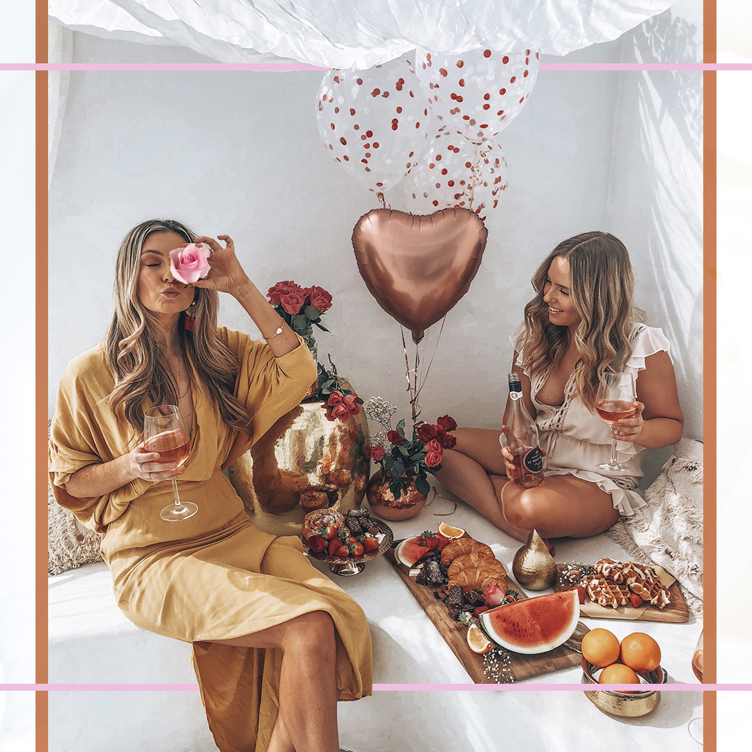 Jacob's Creek Le Petit Rosé - Management of social influencer activations for their 2019 brand campaign #StopAndSipLeRosé.