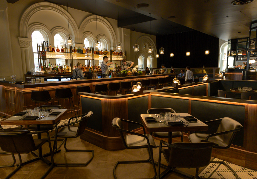 The QVB Reboots Its Evenings With a Late-Night New York-Style Supper Club