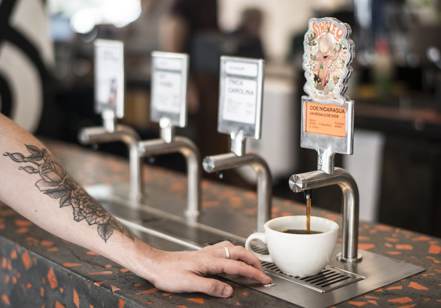 Sydney's First Self-Serve Batch-Brew Bar Is Now Pouring at Single O