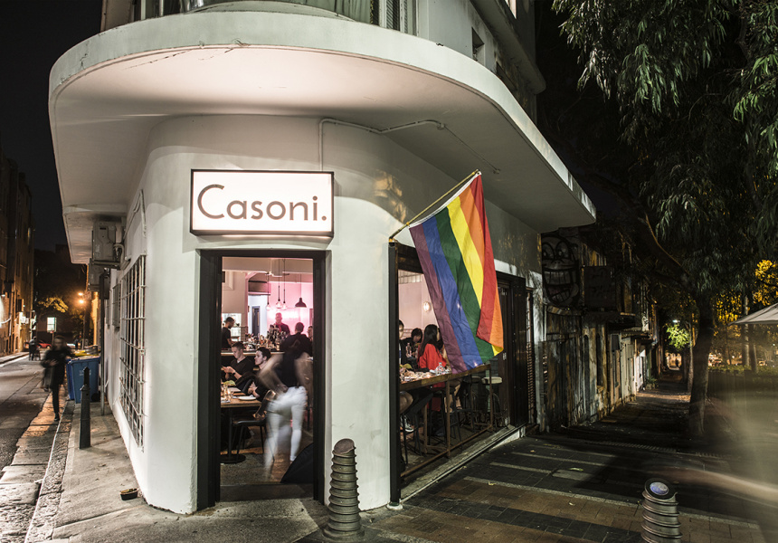 - Darlinghurst Italian Eatery Casoni Relaunches With a Nod to Asia