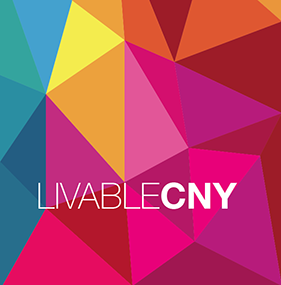 Livable CNY, a student run news website about central New York