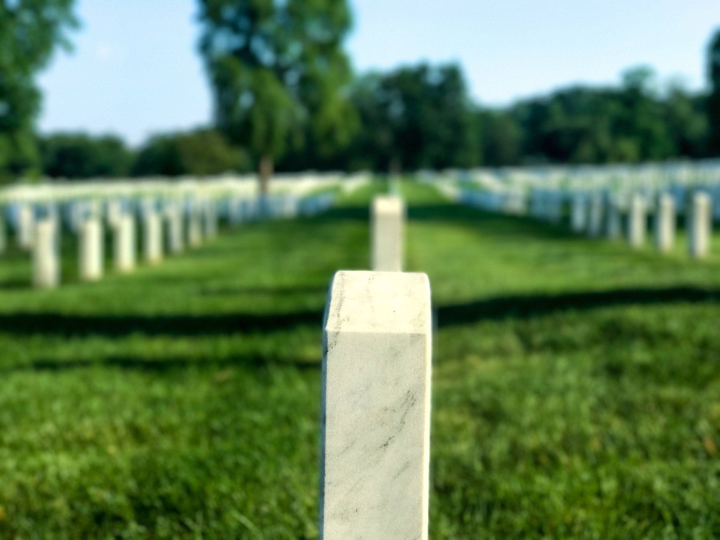 Why Graveyards Are A Must For A Great Trip -