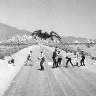 Tarantula! 1955.