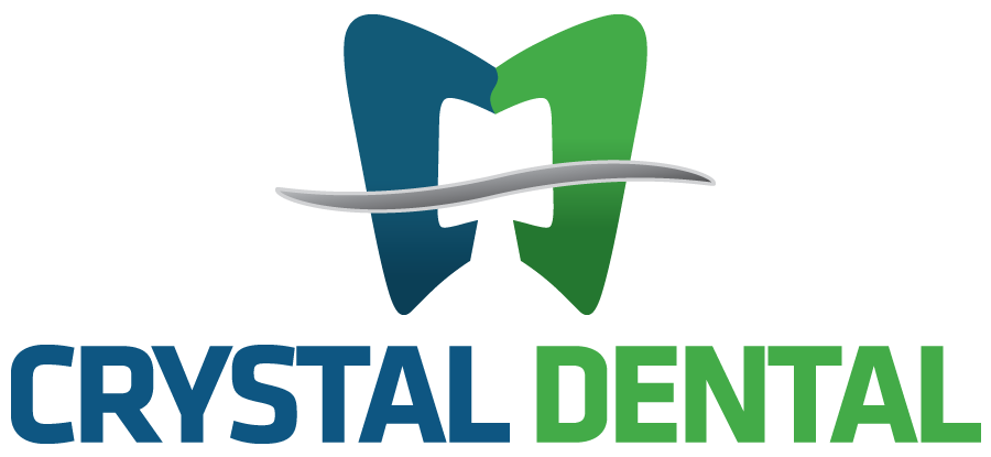 Crystal Dental Logo