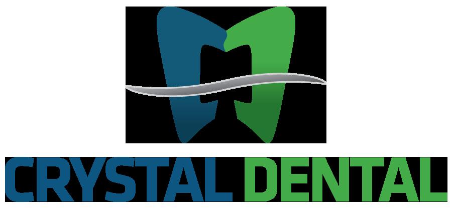 Crystal Dental Logo