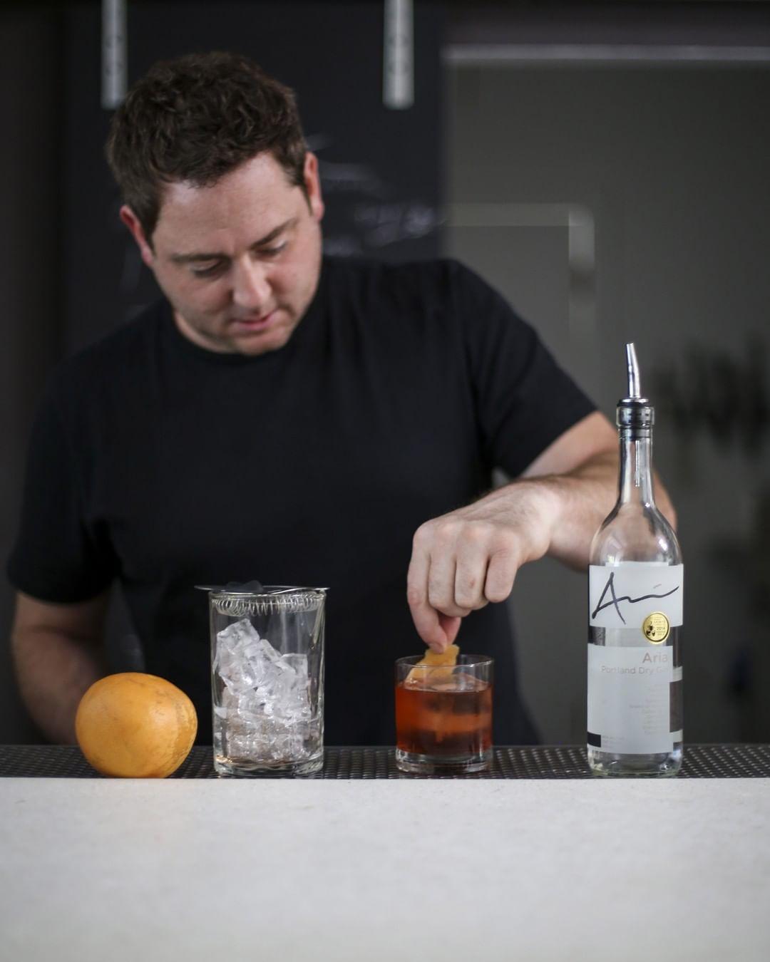 Ryan  Aria Gin Distillers