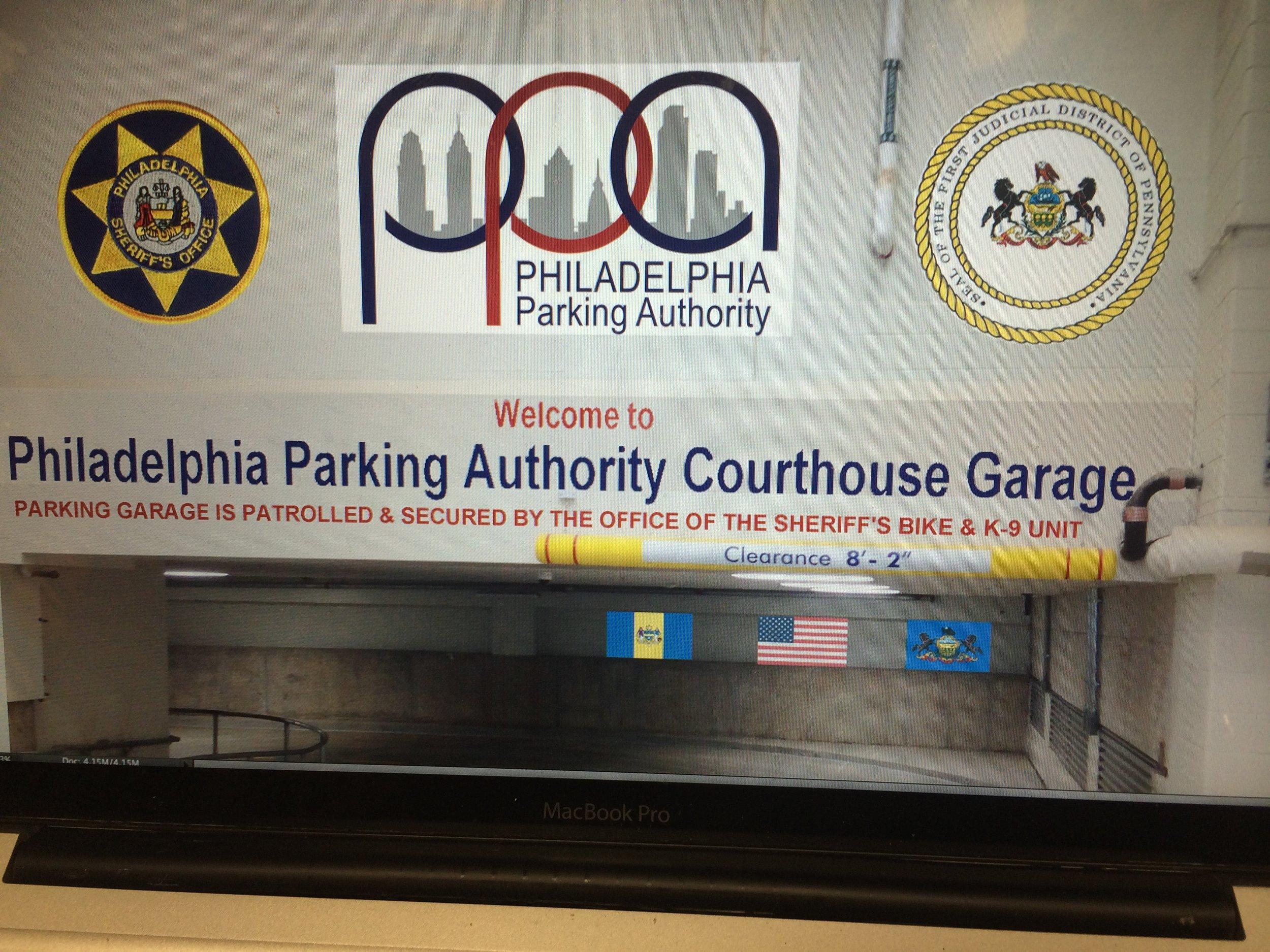 Philadelphia Parking Authority Family Courthouse 1503-11 Arch Street Philadelphia, PA