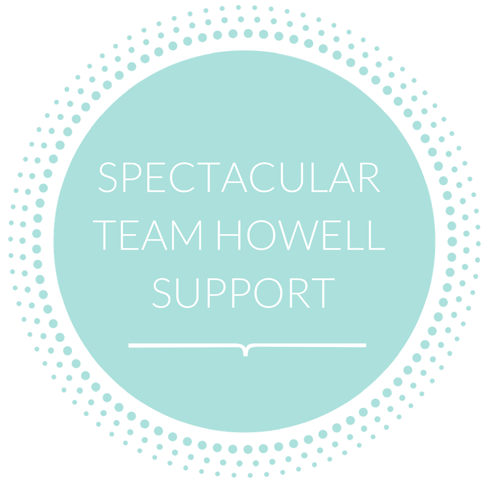Spectacular Team Howell Support   Your care and satisfaction is our number one priority. If you have technical issues or simply have a challenge you need help with, write  aplusparents@howellacademics.com  and we will take care of you.