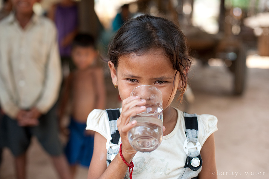 Charity Water's mission is to bring clean drinking water to every person on the planet. To date, Charity Water has funded 16,138 water projects in 24 countries. Every dollar goes directly to clean water projects.   Read More