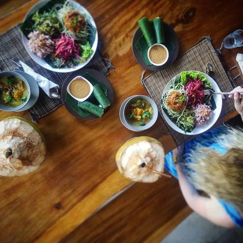 Aerial view dinner lunch bali villa gaia .jpg