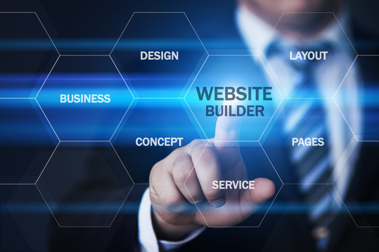 Custom Website Build-out - Creation of Multi-Page Website, Search Engine Optimization (SEO), SSL, Custom Site Design, Style or Theme Design, Campaign launches and Content Generation, Responsive Design, Interactive Multimedia