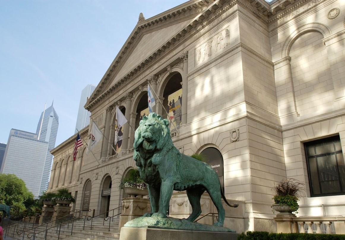 Art Institute of Chicago, Ryerson & Burnham Libraries