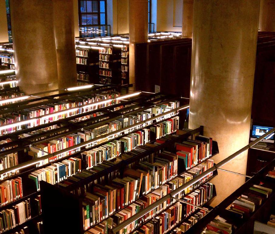 Inside the Fleet Library