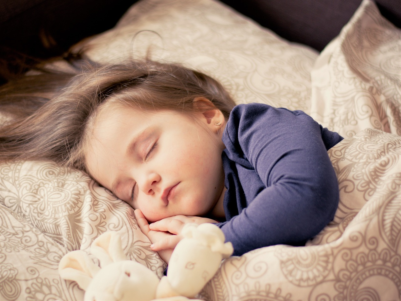 7. Get the right amount of sleep -