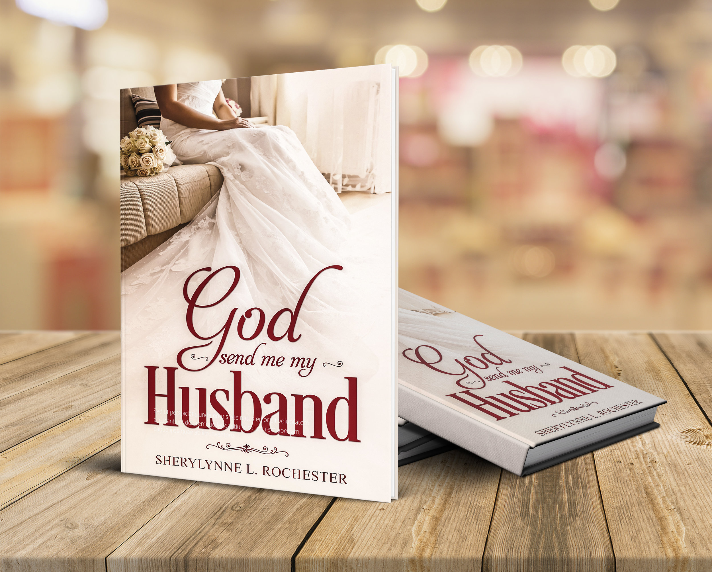 FREE STUDY GUIDE - Have you read the book, God Send Me My Husband? If so, get your FREE study guide by clicking below.