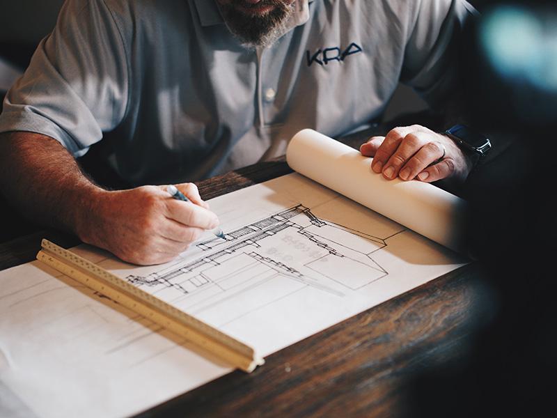 High Grade Carpentry - Architects