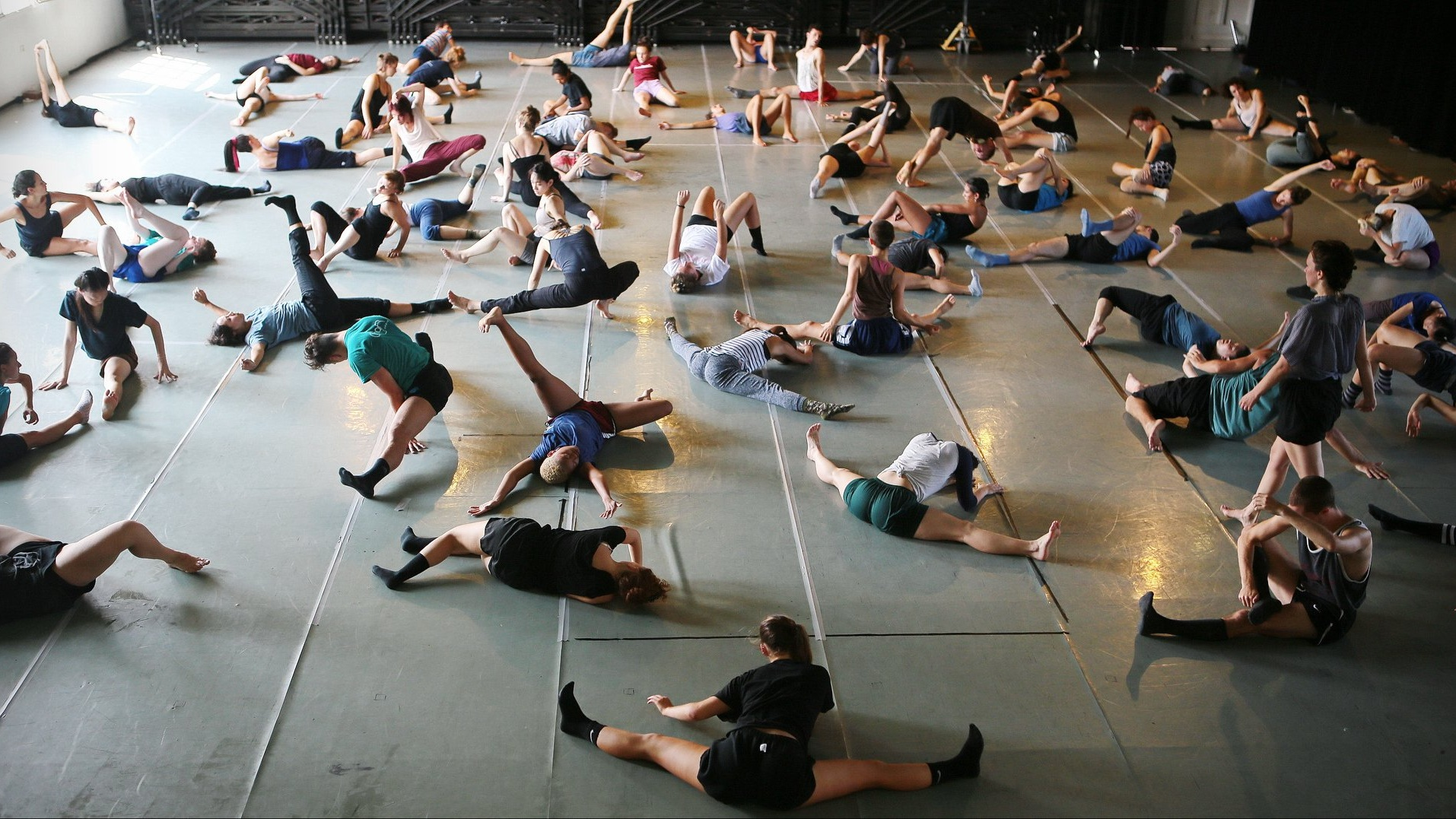Summer Gaga Classes - Click the link below to be the first to know about it