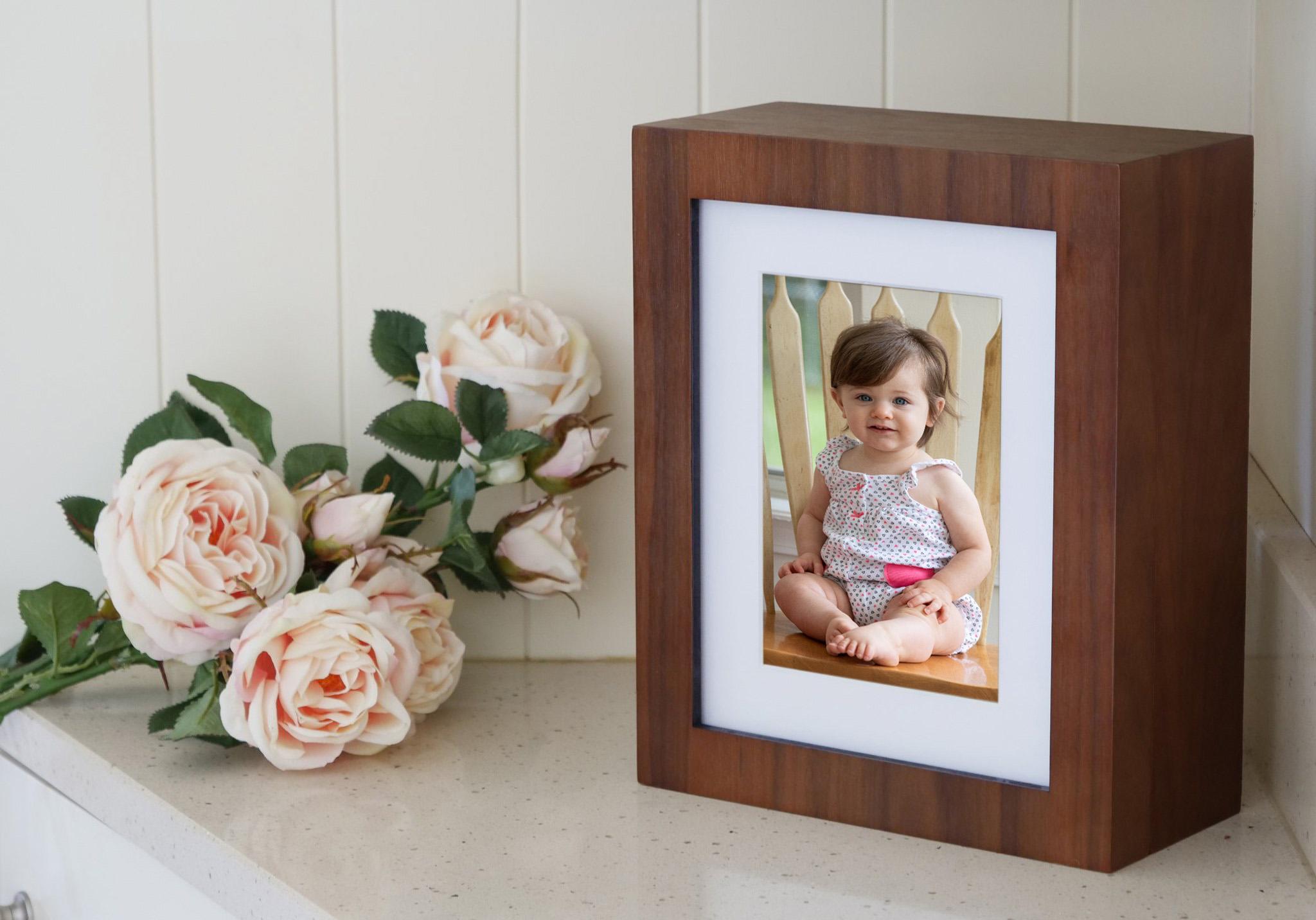 Custom Portrait Box