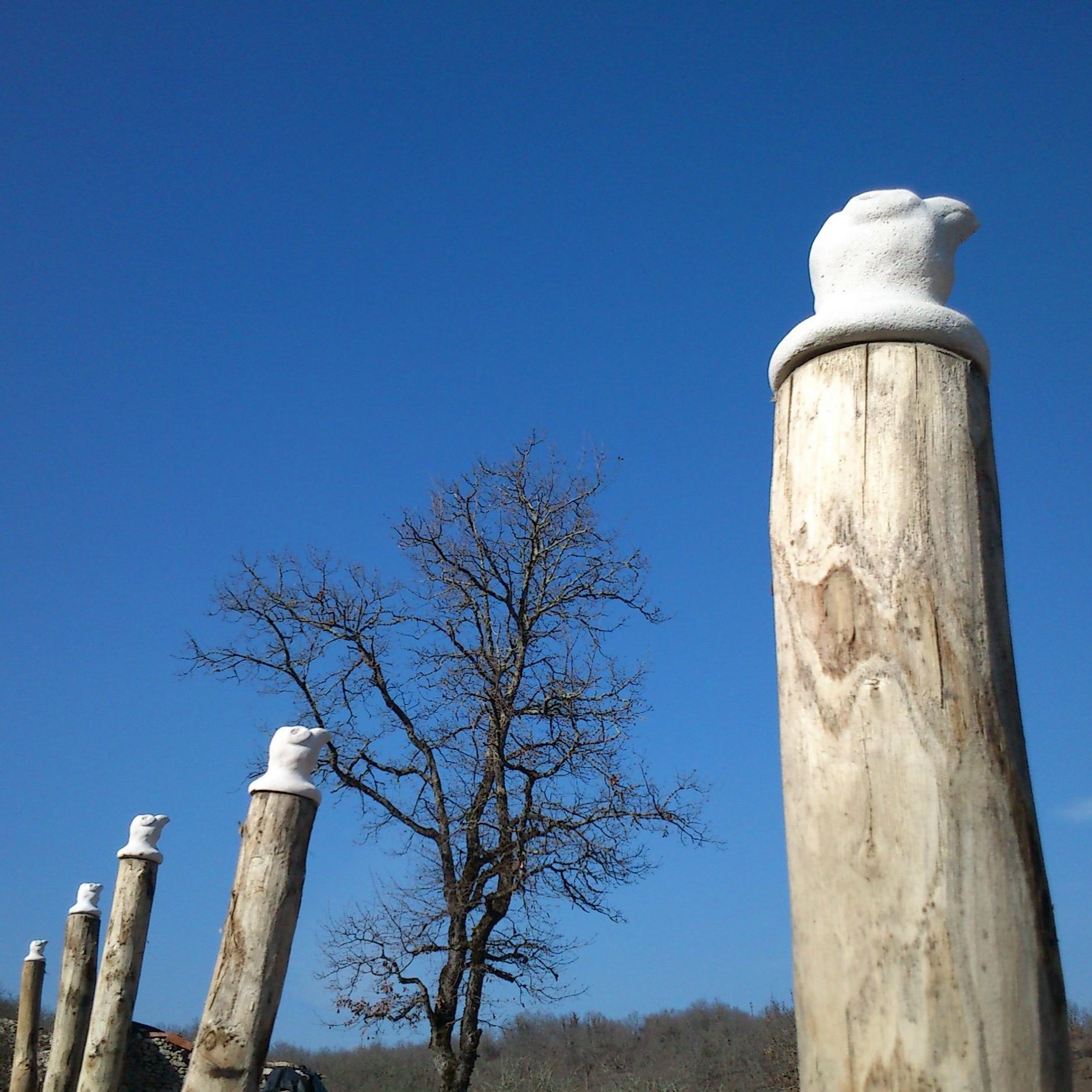 Land-Art -
